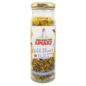 Pollen, Raw, Bee Products, Shuswap, BC, Canada